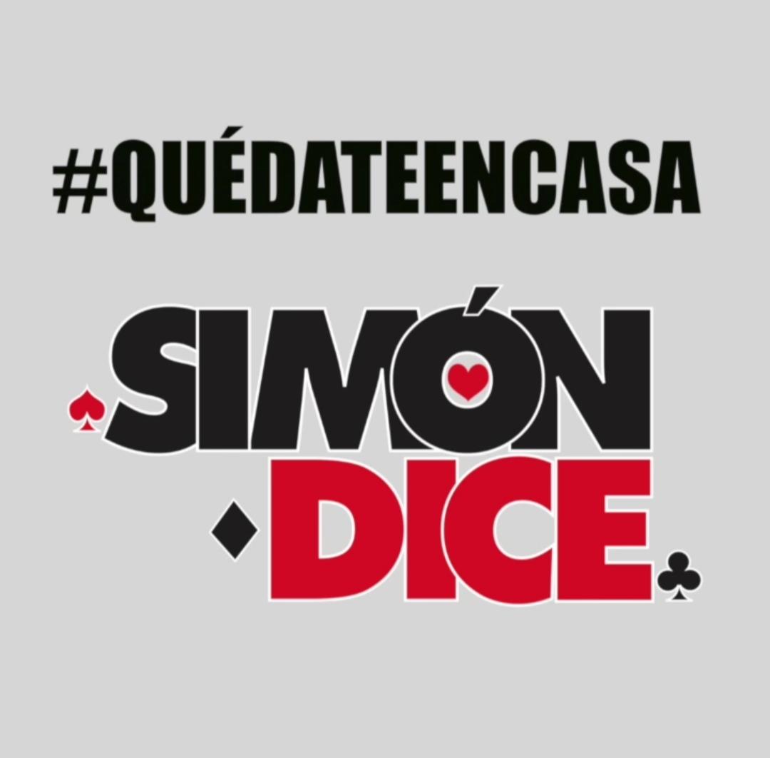 #QuédateEnCasa Simón Dice