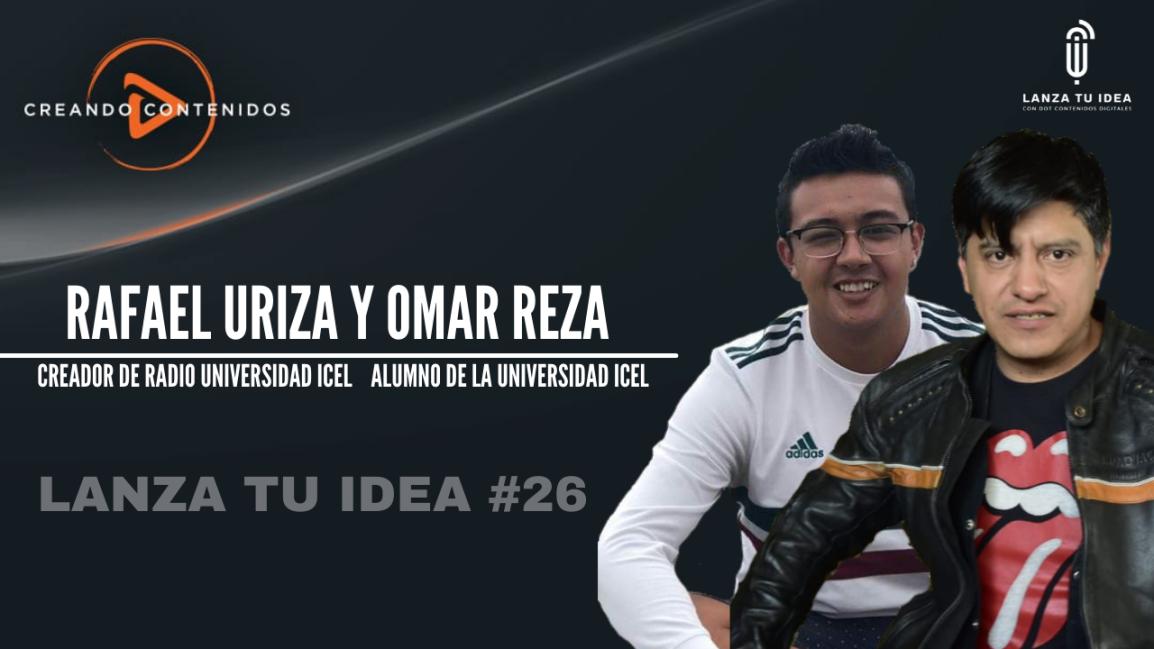 Lanza Tu Idea#26